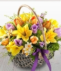 Spring Time Basket*