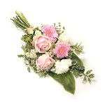 Mixed Sheaf PInk and White